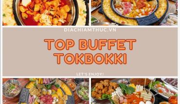 Buffet Tokbokki