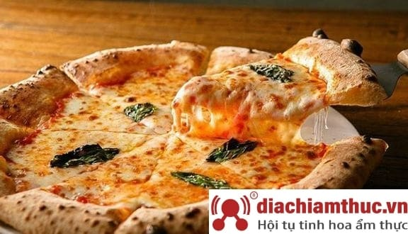 Buzza Pizza tại Emart Gò Vấp
