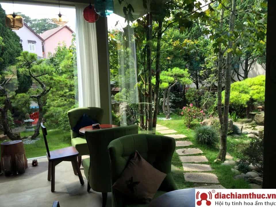 Cafe Green Garden
