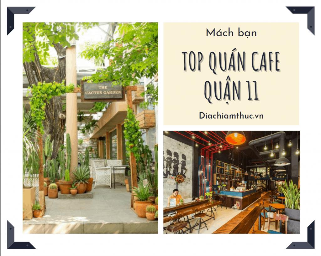 Cafe Quận 11