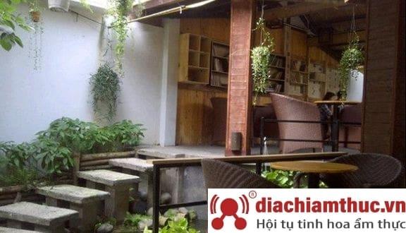 Cafe ngôi nhà xanh Thủ Đức
