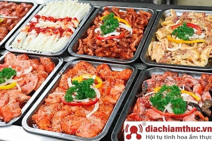 Chú Tèo buffet Thủ Đức
