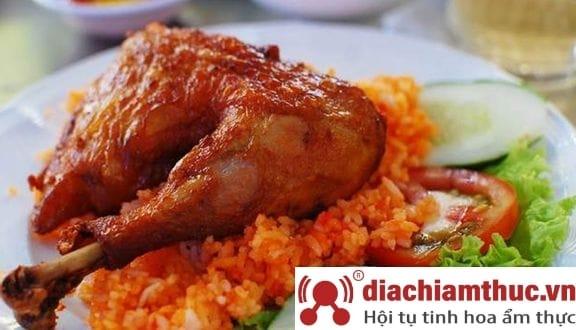 Cơm gà Thiên Thiên 3