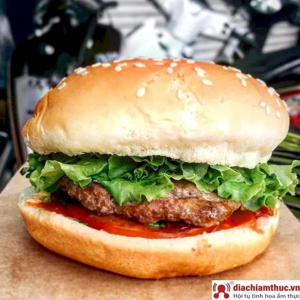 Cửa hàng Hamburger Minh Phú