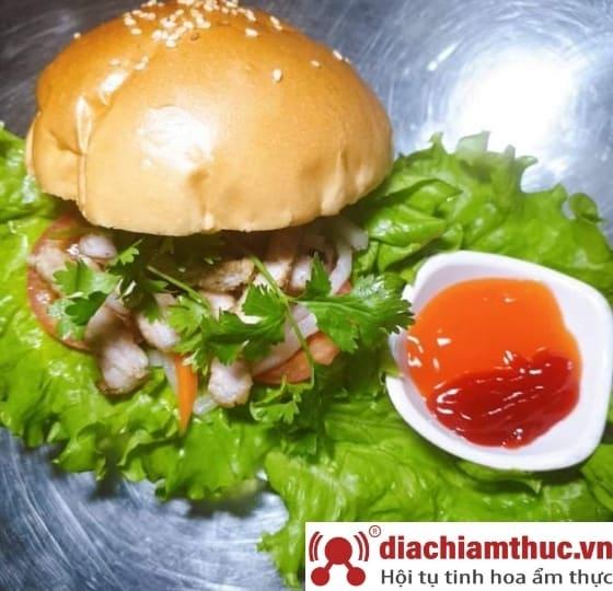 Dzô Dzô Burger Quán