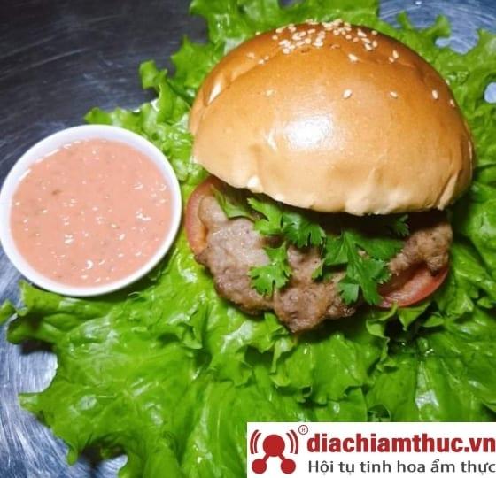 Dzô Dzô Burger - Quán