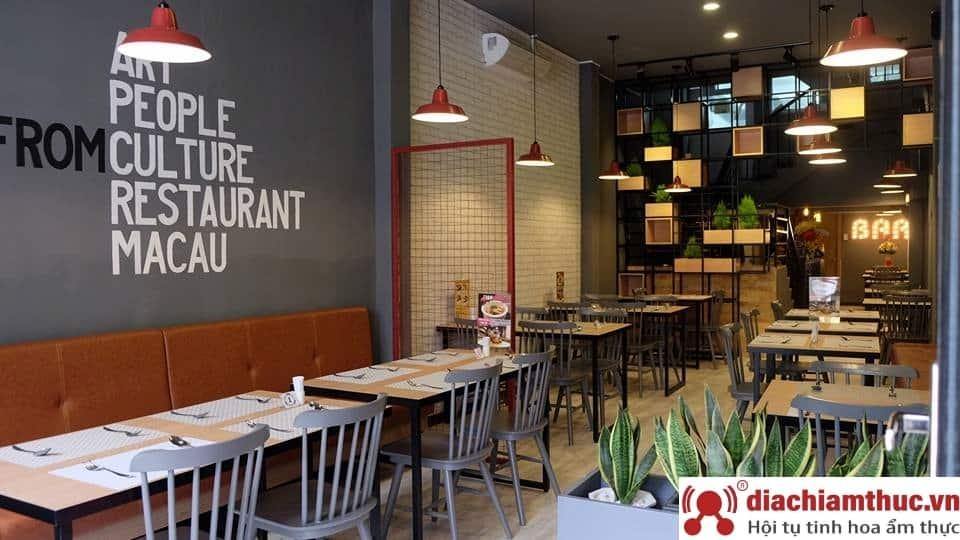 From Macau café