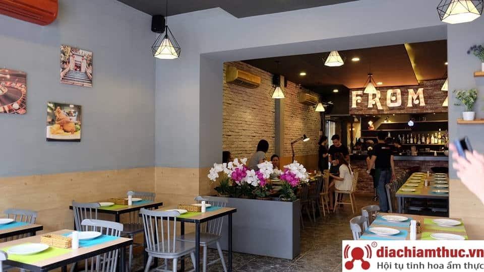 From Macau cafe