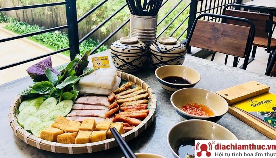 Gánh Đậu - Món ngon Hà Nội
