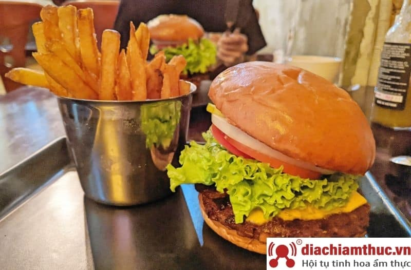 Hamburger Minh