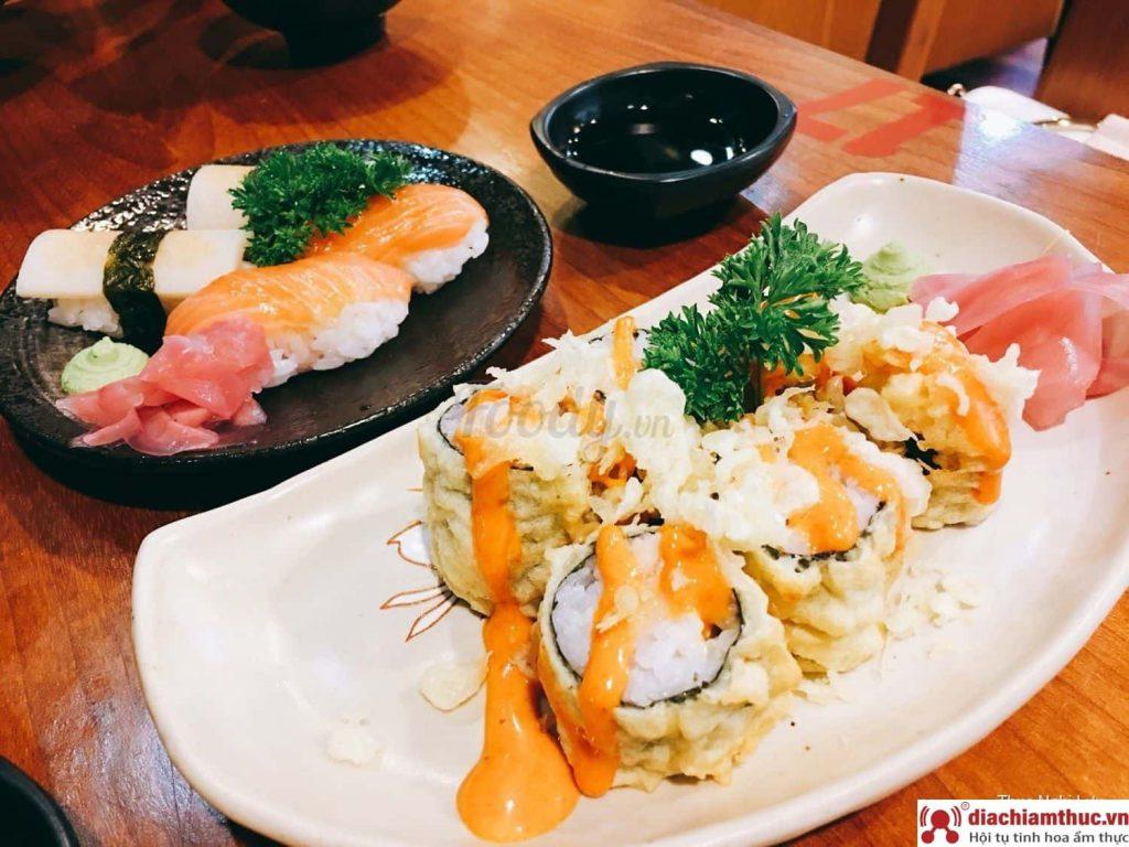 Hanami Teppanyaki Sushi