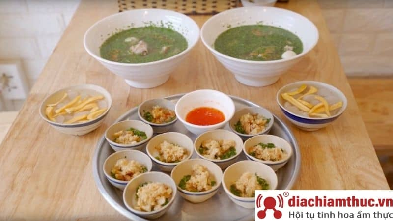 Hẹ quán – Ăn vặt Phú Yên