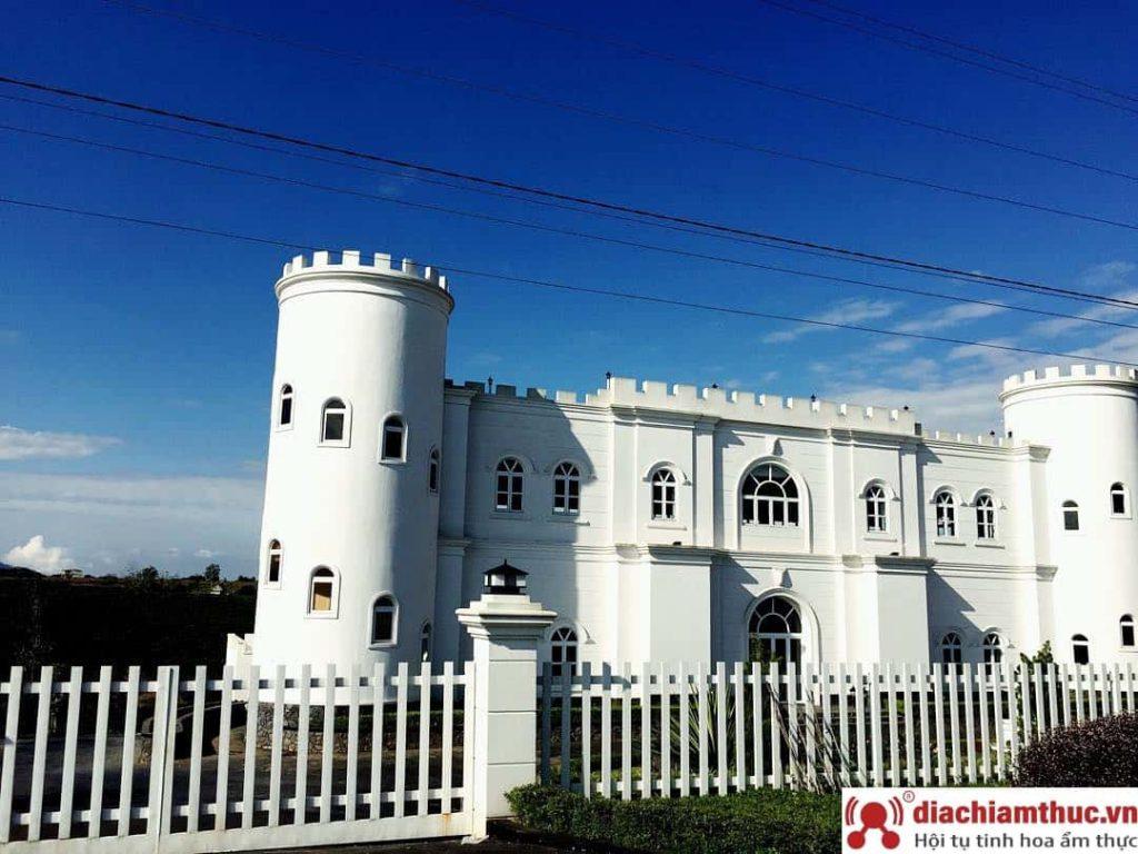 Lâu đài Trắng Bảo Lộc