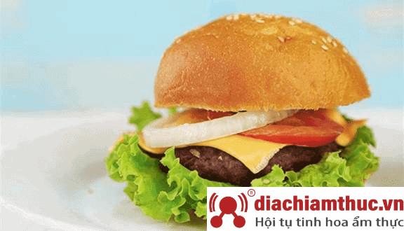 Lò Hamburger và Bánh Mì