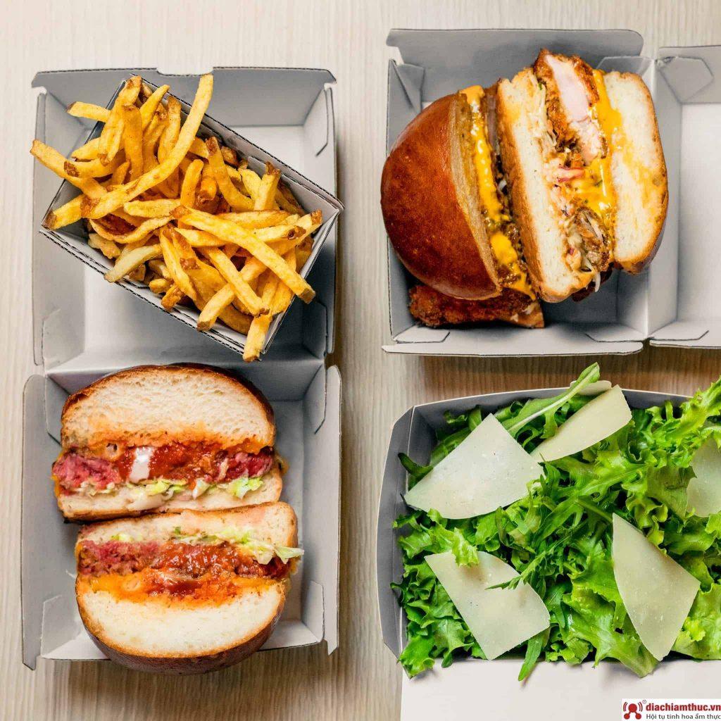 Marcel Gourmet Burger - SG