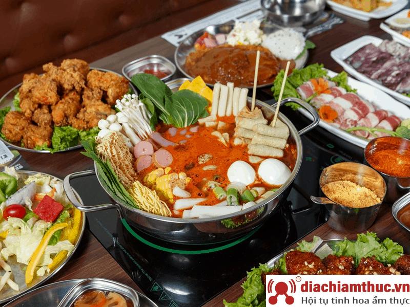 Maru Korean Food & Dessert