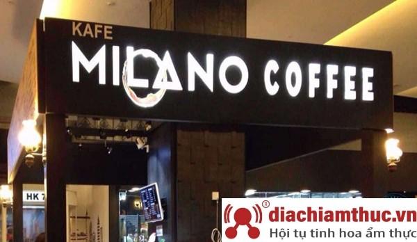Milano Coffee quận 11