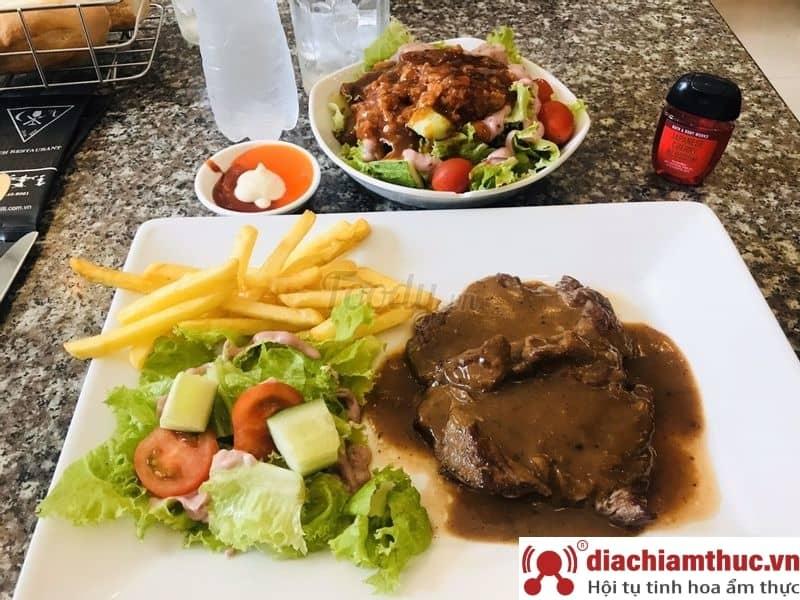 Nhà hàng Beefsteak Ti Ti