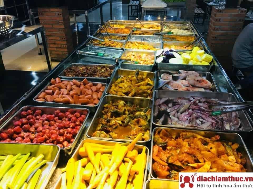 Nhà hàng Buffet Đại Dương