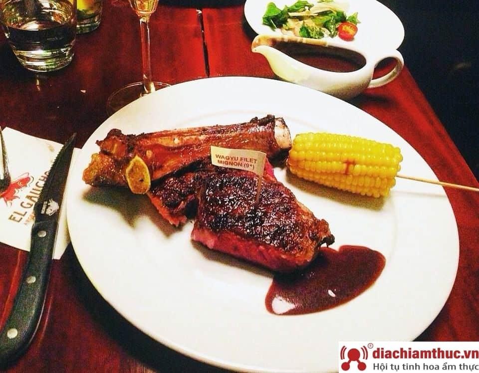 Nhà hàng EL Gaucho Steakhouse SaiGon