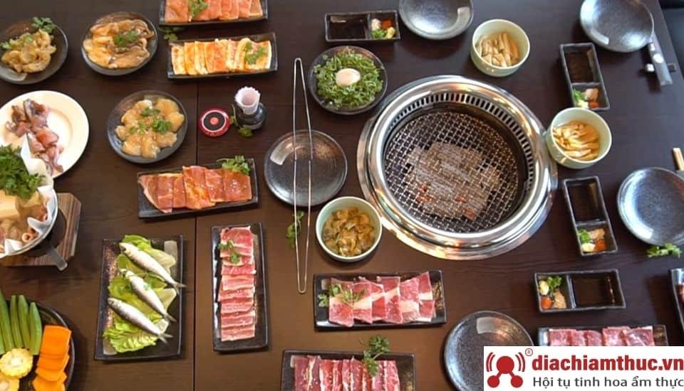 Nhà hàng Gen Yakiniku