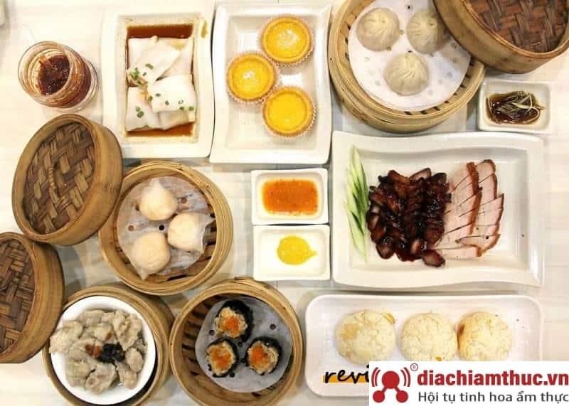 Nhà hàng Hạnh Phúc Lầu - Dimsum