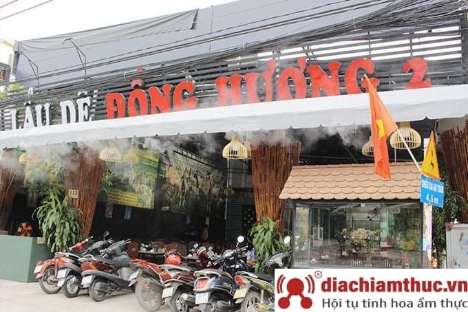 Nhà hàng Lẩu dê đồng hương 2