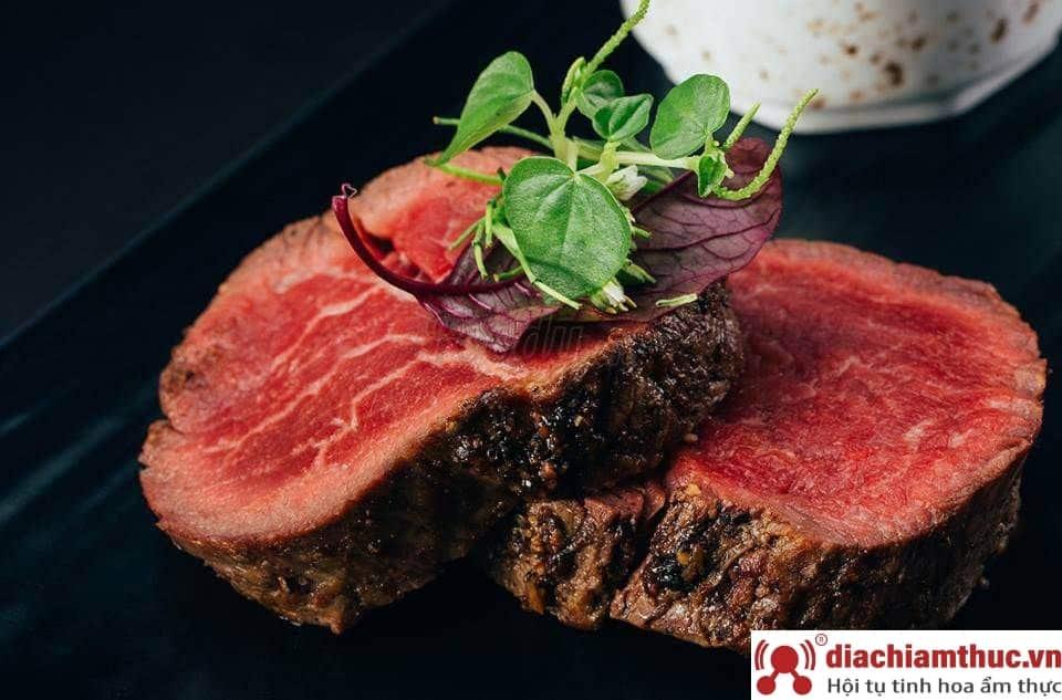 Nhà hàng Muse Dining & Grill Sai Gon