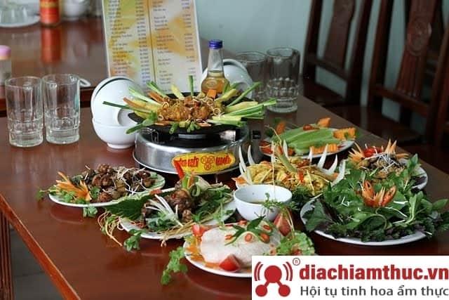 Nhà hàng Ngọc Minh