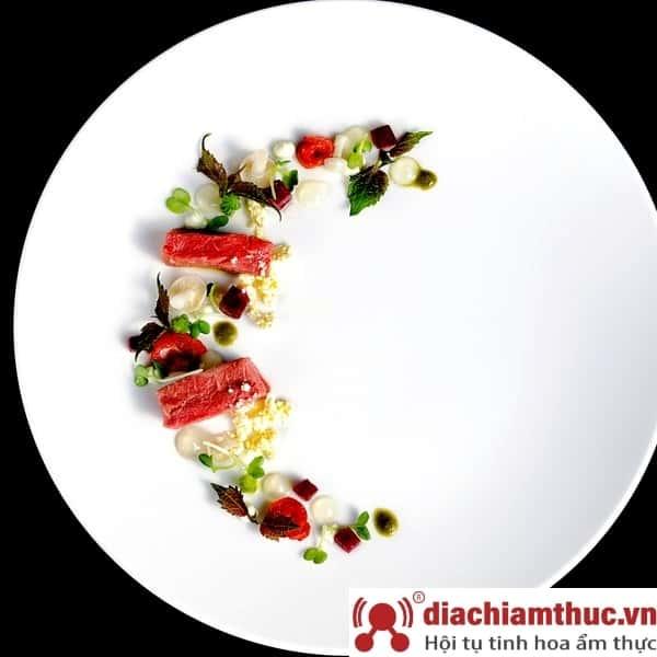 Nhà hàng Noir - Dining in the dark