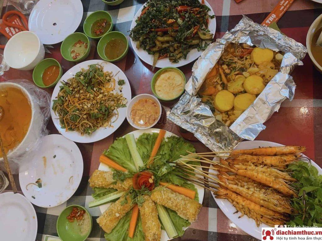 Nhà hàng Phúc Lộc Thọ