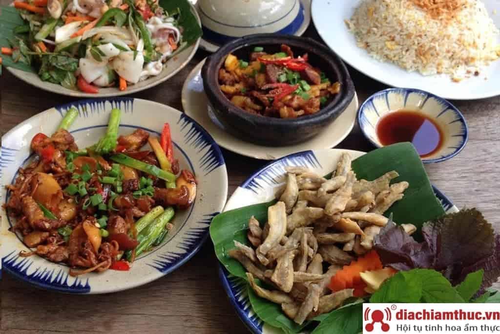 Nhà hàng Secret Garden Saigon