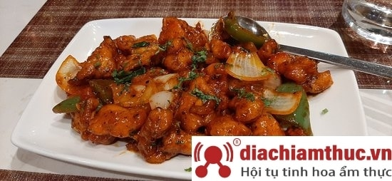 Nhà hàng Shanti Indian Cuisine SaiGon
