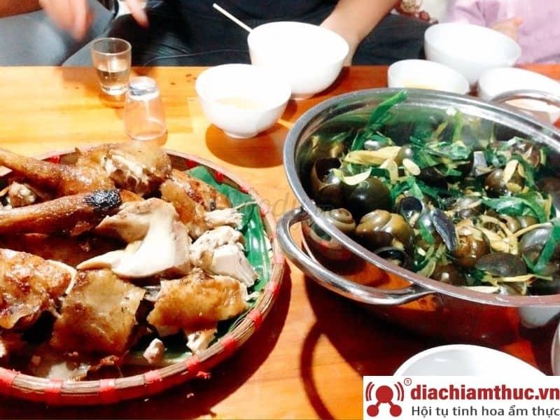 Nhà hàng Tụng Dung