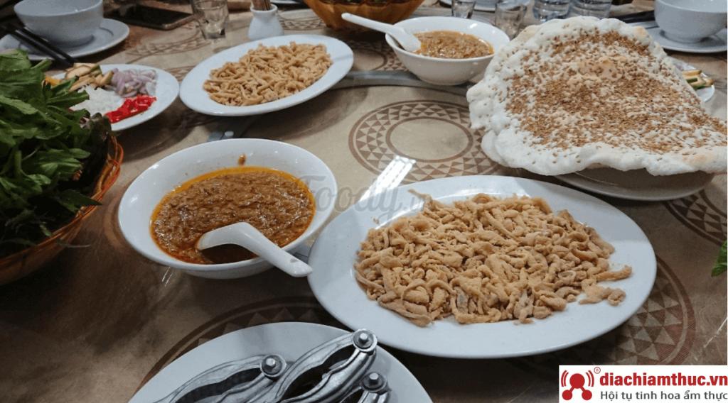 Nhà hàng Vũ Bảo - Ninh Bình