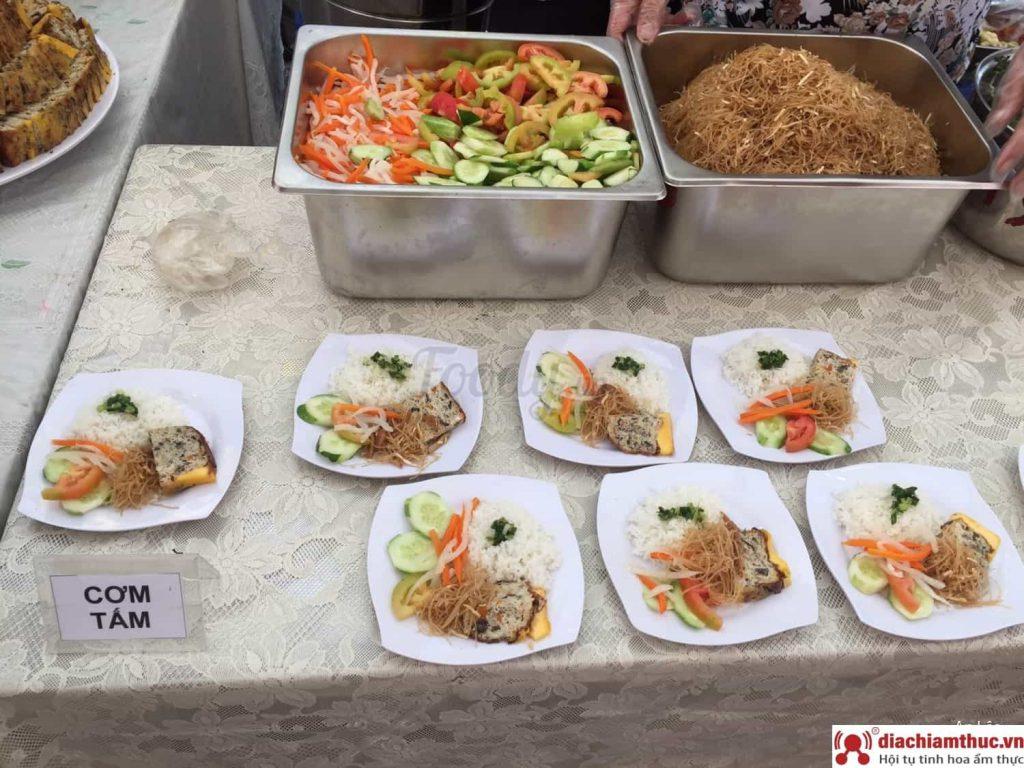 Nhà hàng buffet chay An Đông - Lê Đại Hành