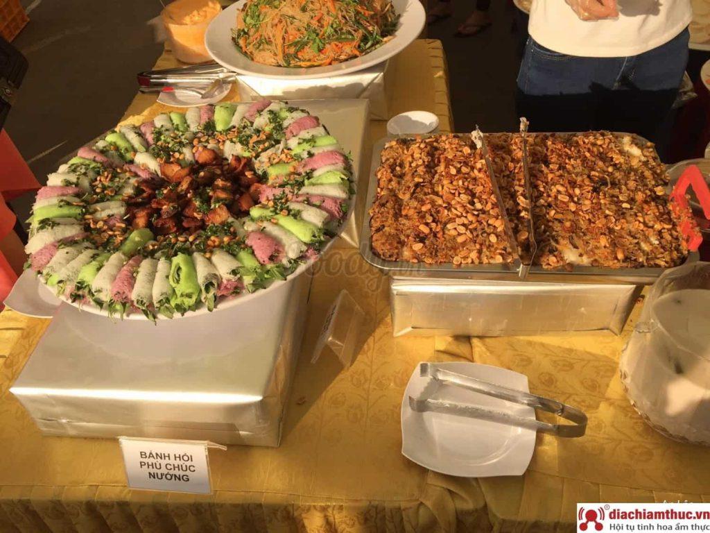 Nhà hàng chay An Đông - Lê Đại Hành