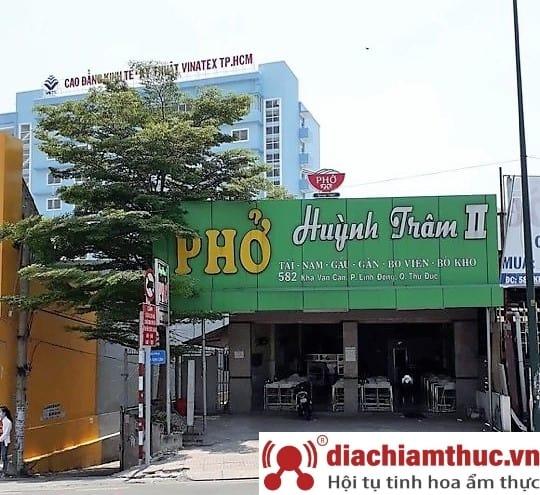 Phở Huỳnh Trâm QL13