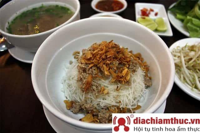 Phở Khô Gia Lai - Quận Tân Phú