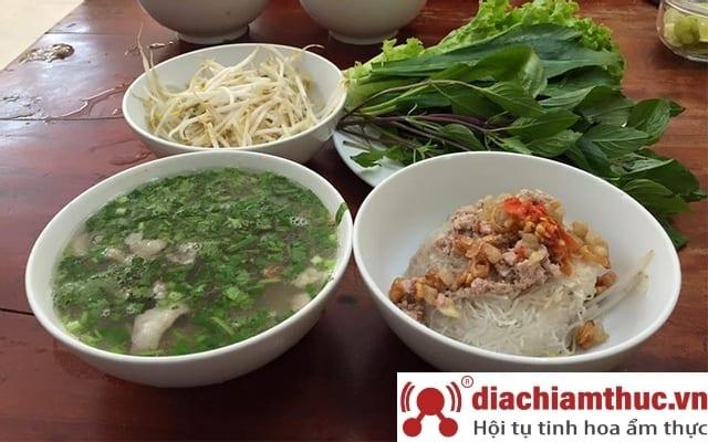 Phở Khô Gia Lai - Tân Phú