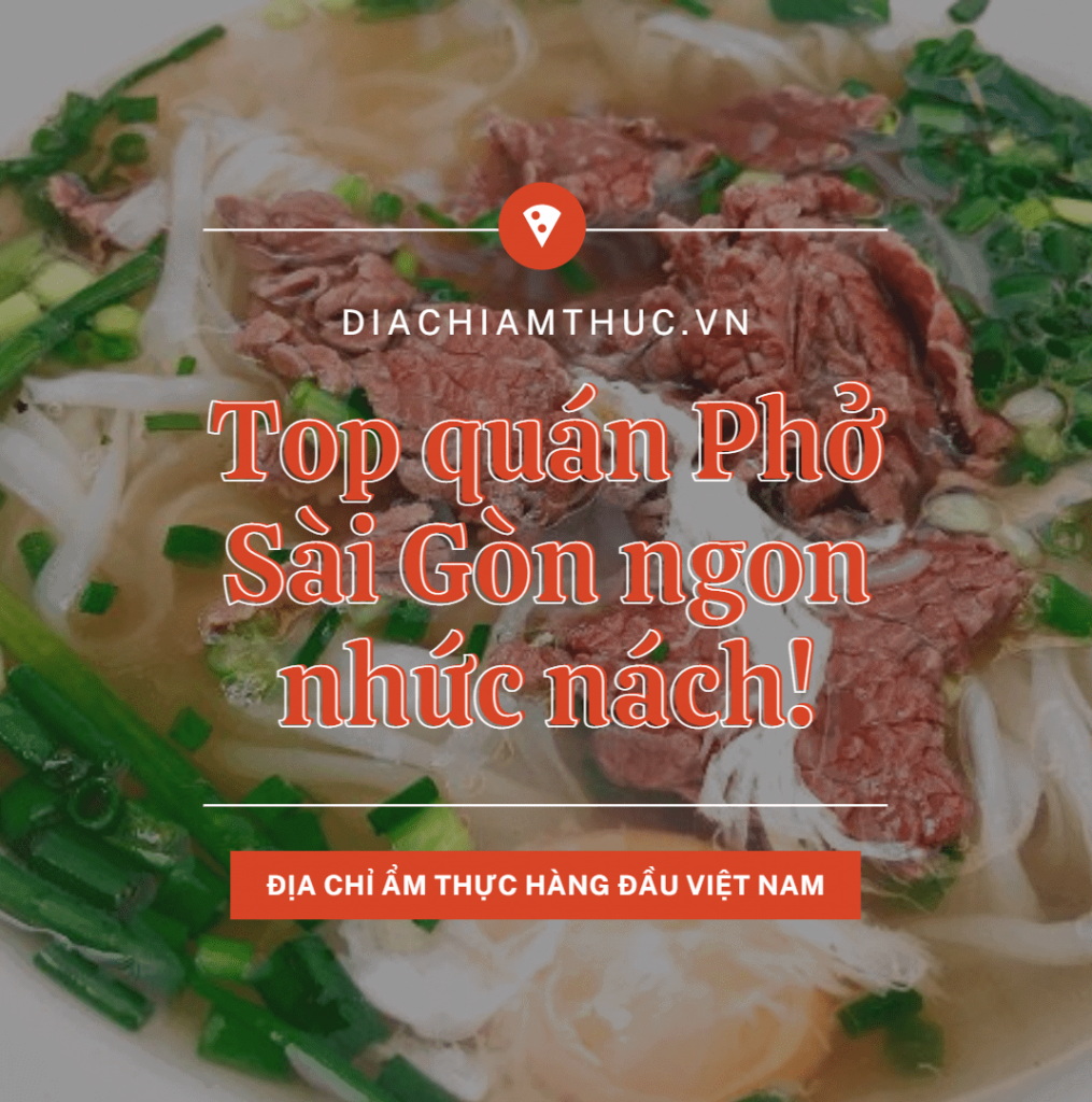 Phở Sài Gòn