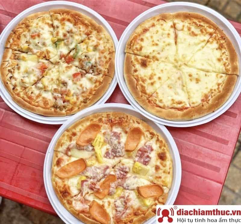 Pizza vỉa hè 3C Bình Thới