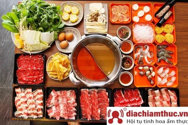 Quán Thai Siam Hotpot Buffet