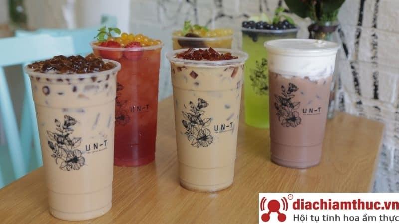 Quán Un – T Teh Tarik trà sữa Malaysia