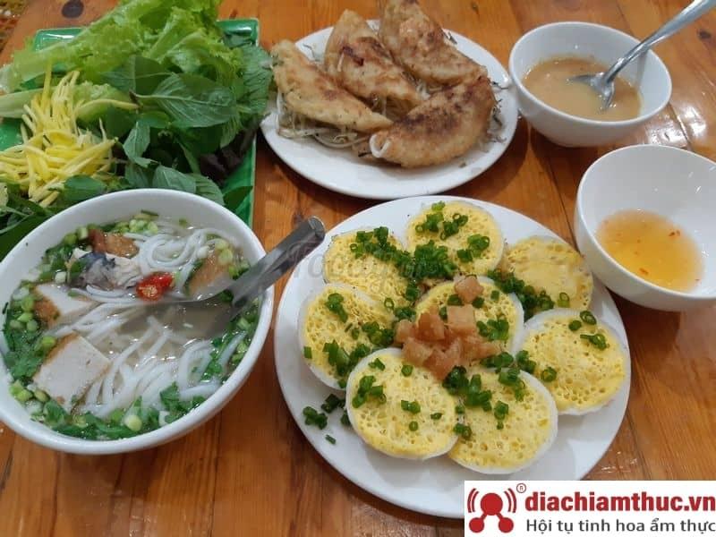 Quán cô Ba - Bánh xèo bánh căn Phan Rang