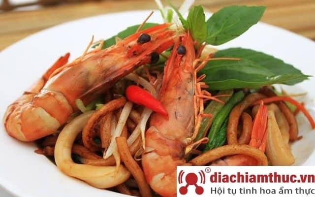 Quán ếch Ba Nam