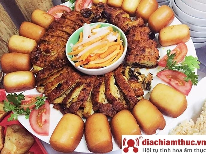 ROU Vegetarian Restaurant – Quán ăn Chay