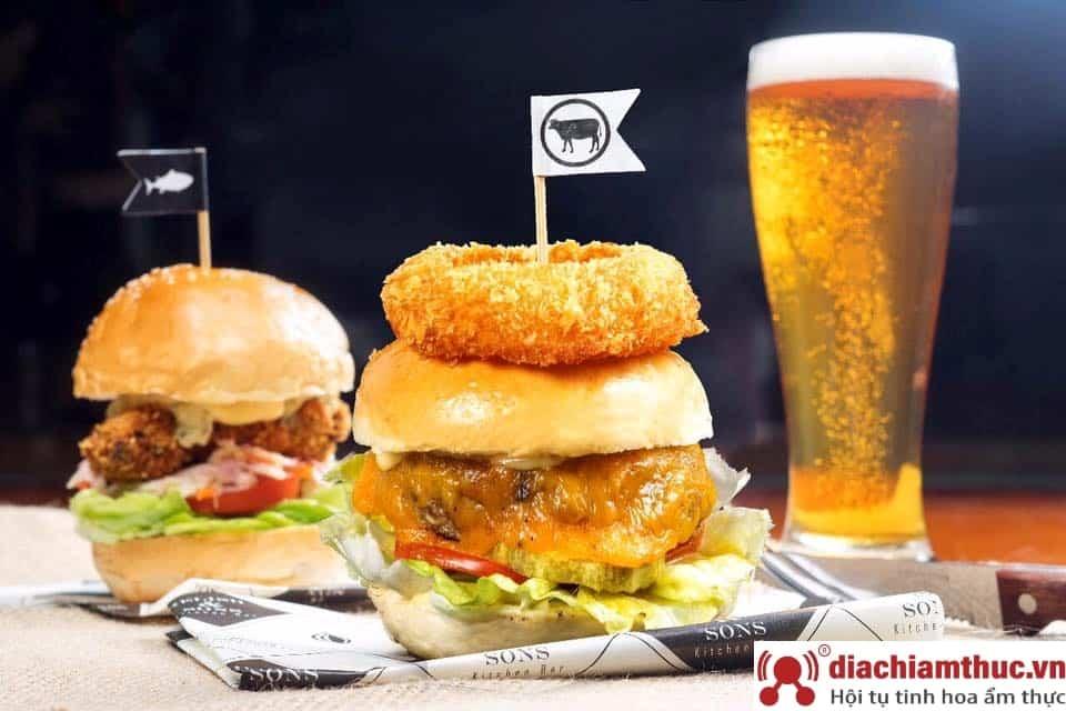 Relish & Sons - Hamburger