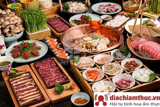 Spice World Hotpot Vietnam Trần Hưng Đạo