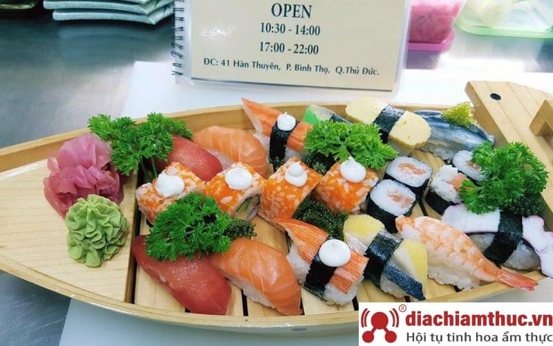 Sushi - Thủ Đức